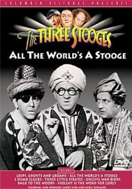 Three Stooges: All World's a Stooge