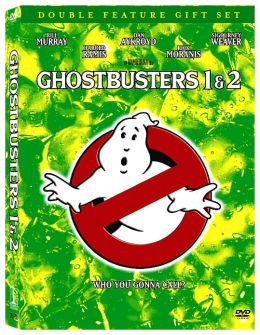 Ghostbusters 1 & 2 Double Feature Gift Set