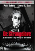 Video/DVD. Title: Dr. Strangelove or How I Learned to Stop Worrying and Love the Bomb