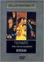 Superbit Collection: Fifth Element, Desperado, Crouching Tiger, Hidden Dragon