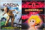 Kaena: the Prophecy / Metropolis