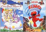 Care Bears Movie Ii: a New Generation / the Adventures of Elmo in Grouchland