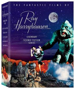 Ray Harryhausen Legendary Science Fiction Series