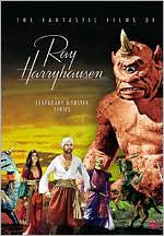 Ray Harryhausen Legendary Monster Series