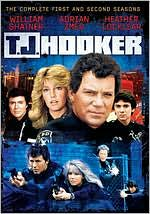 Tj Hooker: Complete First & Second Seasons