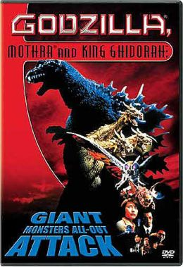 Godzilla, Mothra, King Ghidorah: Giant Monsters All-Out Attack