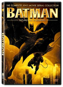 The Batman - The Complete 1943 Serial Collection