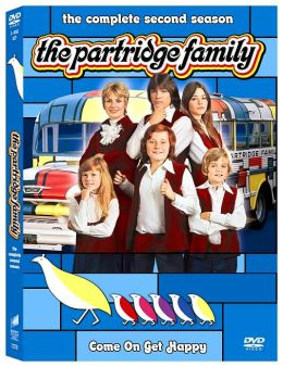 Partridge Family: Complete Second Season