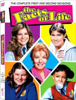 The Facts of Life - Seasons 1 & 2