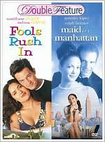 Maid in Manhattan/Fools Rush in