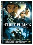 Video/DVD. Title: The Three Burials of Melquiades Estrada