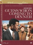 Video/DVD. Title: Guess Who's Coming to Dinner