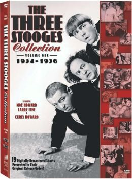 The Three Stooges Collection, Volume 1, 1934-1936