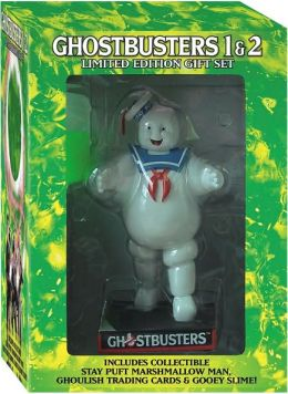 Ghostbusters 1 & 2 (Figurine, Scrapbook, Cards)