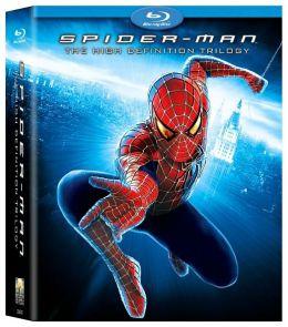 Spider-Man: High Definition Trilogy