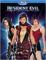Resident Evil 1-3