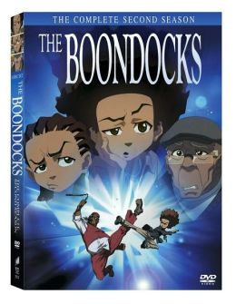 Boondocks: the Complete Second Season
