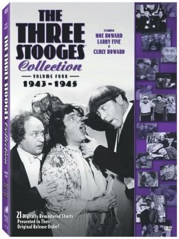 The Three Stooges Collection, Volume 4 - 1943-1945