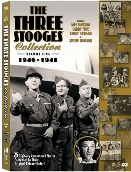 The Three Stooges Collection, Volume 5: 1946-1948