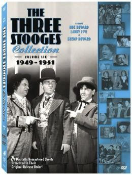 The Three Stooges Collection, Vol. 6 - 1949-1951