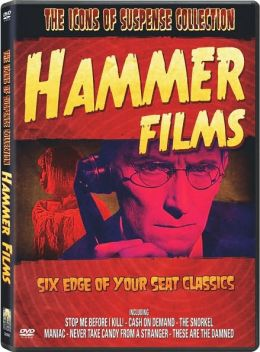 The Icons of Suspense Collection - Hammer Films