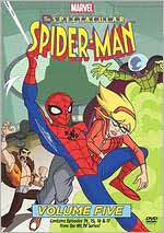 Spectacular Spider-Man, Vol. 5