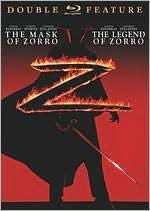 Legend of Zorro/the Mask of Zorro
