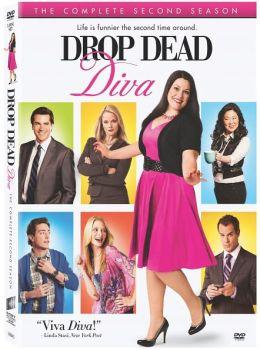 Drop Dead Diva: the Complete Second Season