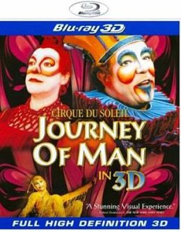 Cirque du Soleil: Journey of Man
