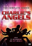 Video/DVD. Title: Charlie's Angels: the Complete Series