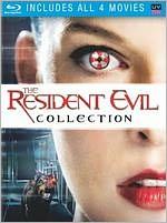 Resident Evil/Resident Evil: Afterlife/Resident Evil: Apocalypse/Extinction