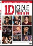 Video/DVD. Title: One Direction: This is Us