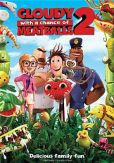 Video/DVD. Title: Cloudy With a Chance of Meatballs 2