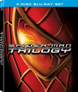 Spider-Man Trilogy: Spider-Man / Spider-Man 2 / Spider-Man 3
