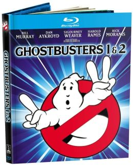 Ghostbusters 1 & 2 (4K-Mastered)
