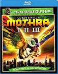Video/DVD. Title: Rebirth of Mothra/Rebirth of Mothra Ii/Rebirth of Mothra Iii