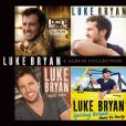 CD Cover Image. Title: 4 Album Collection, Artist: Luke Bryan