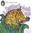 CD Cover Image. Title: Ella Wishes You a Swinging Christmas [Bonus Tracks], Artist: Ella Fitzgerald