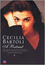 Cecilia Bartoli: The Portrait