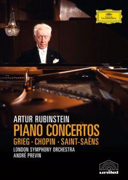 Rubinstein: Piano Concertos