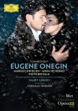 Video/DVD. Title: Eugene Onegin (The Metropolitan Opera)