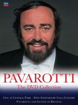 Luciano Pavarotti DVD Collection