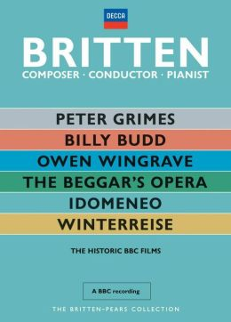 Britten: the Historic Bbc Films