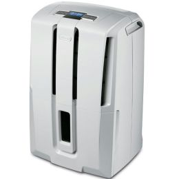 DeLonghi DD45 45-Pint Dehumidifier with Climate Control