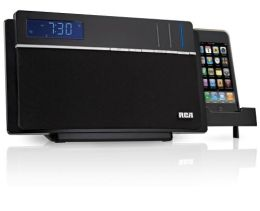 iPod Docking Clock Radio