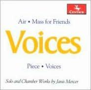 Janis Mercer: Voices