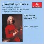Rameau: Pièces de clavecin en concerts; Orphée; L'Impatience