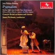 Jean-Philippe Rameau: Pygmalion; La Dauphine; L'Impatience