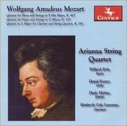 Mozart: Quintet for Horn and Strings in E Flat Major, K. 407; Quartet for Piano and Strings in G minor, K. 478; Quint