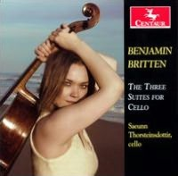 Britten: The Three Suites for Cello
